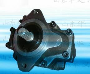 别拉斯75485型矿用汽车液压系统维修转向举升沉重应该怎么办?