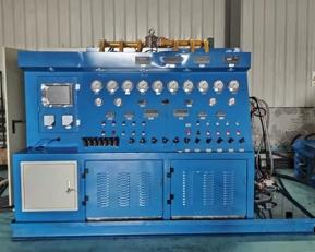液压泵试验台的结构组成?