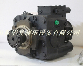 液压泵试验台的结构组成: