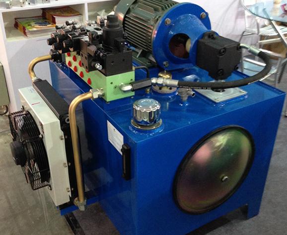 柱塞泵液压站