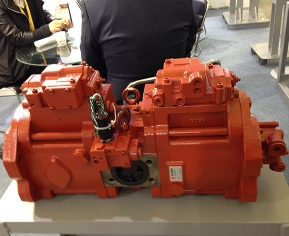 川崎液压泵维修