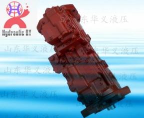 川崎气动液压泵