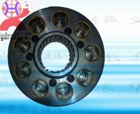 淄博柱塞泵配件缸体