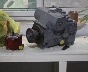济宁柱塞液压泵