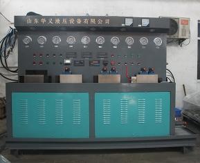 电脑液压泵试验台