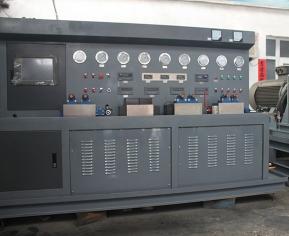 出厂泵液压试验台